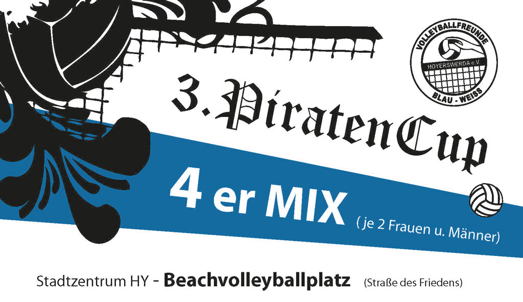 Piratencup der 3.