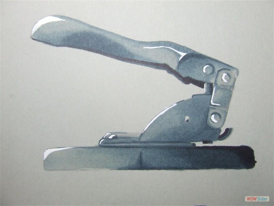 Locher - Detail